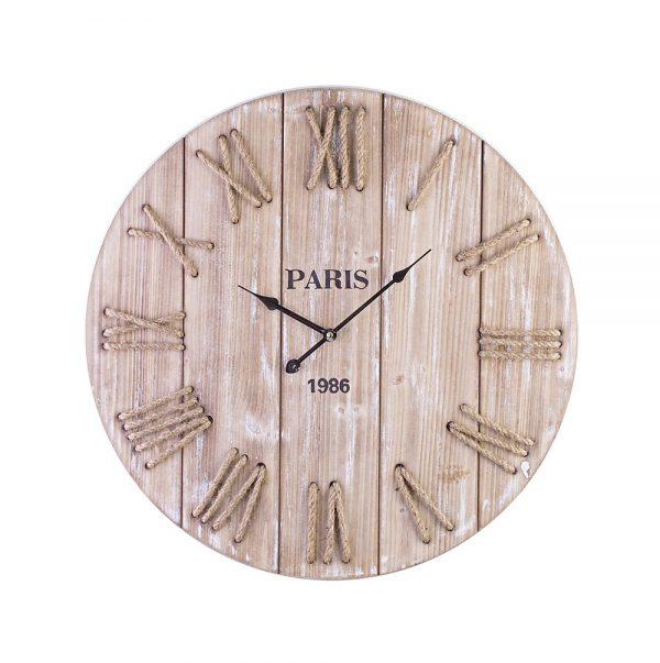 Orologio Parete Paris 1986