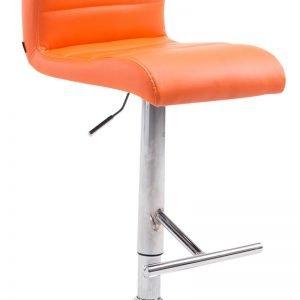 Sgabello Denver Arancione