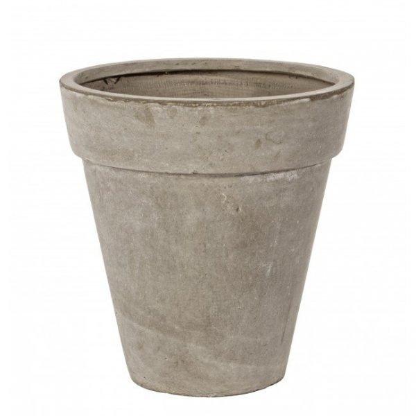 Vaso Cement Classico Sabbia 46H