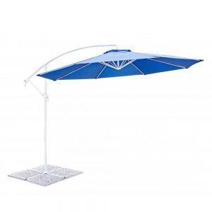 Ombrellone Braccio Rigo 3M Blu